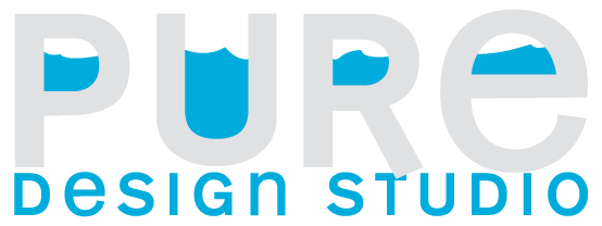 PURE Design Studio Logo